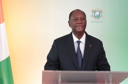 Article : Côte d'Ivoire : une atmosphère politique de plus en plus pesante après l'annonce de la candidature du Président Alassane Ouattara