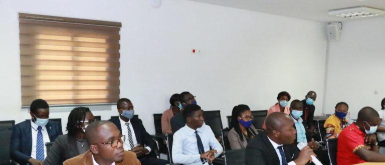 Article : L'Autorité Nationale de la Presse a reçu les auditeurs du programme Genav 2020