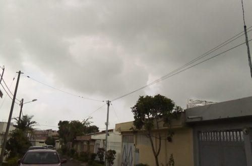 Article : La pluie et ses manies à Abidjan