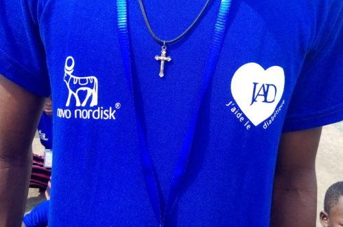 Article : L'ONG JAD et «ses enfants» en visite à Palmafrique!